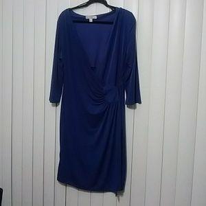 Studio Electric blue dress